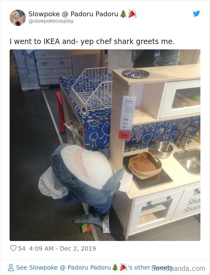 IKEA-Sharks-Doing-Human-Things