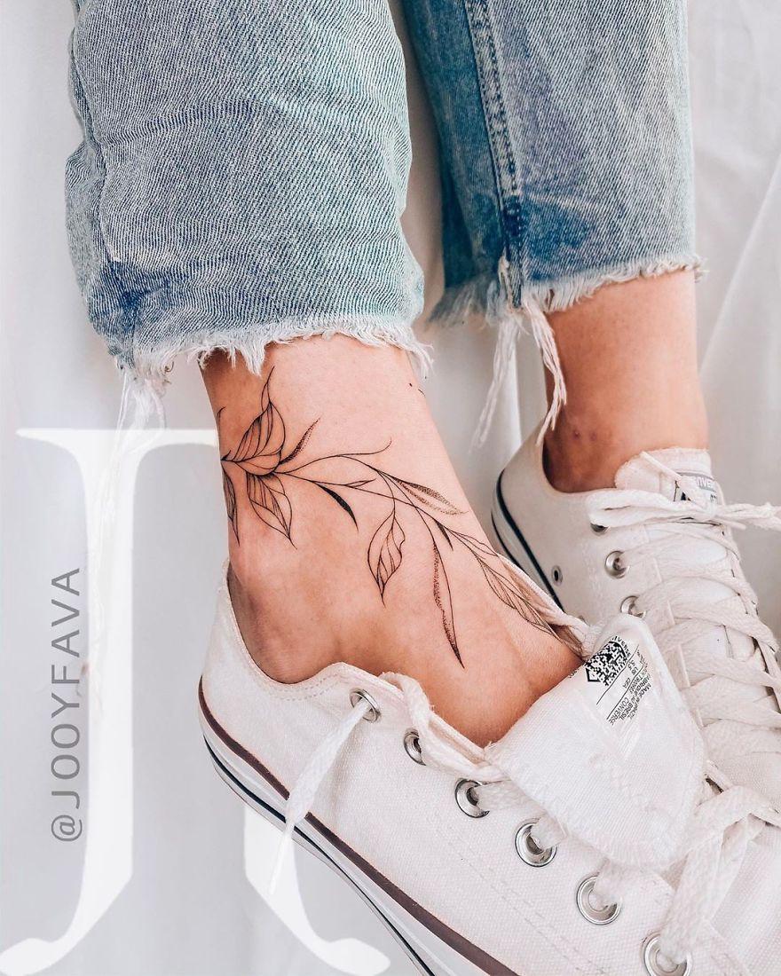 The Best Feminine Tattoos Of 2019