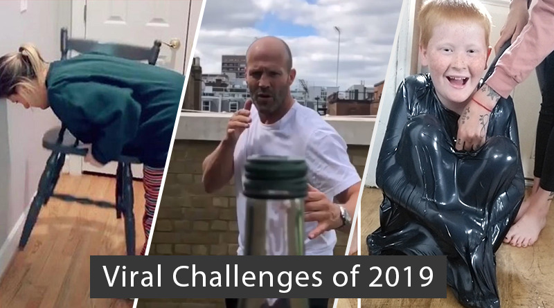 Viral Challenges Of 2019
