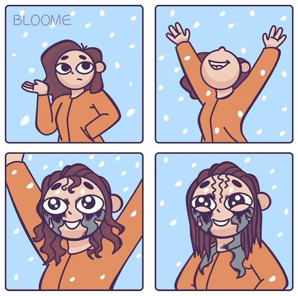 30 Funny Winter Comics That Almost Everyone Will Relate To