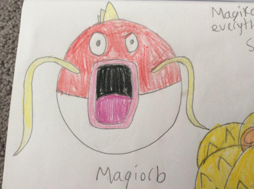 Magiorb