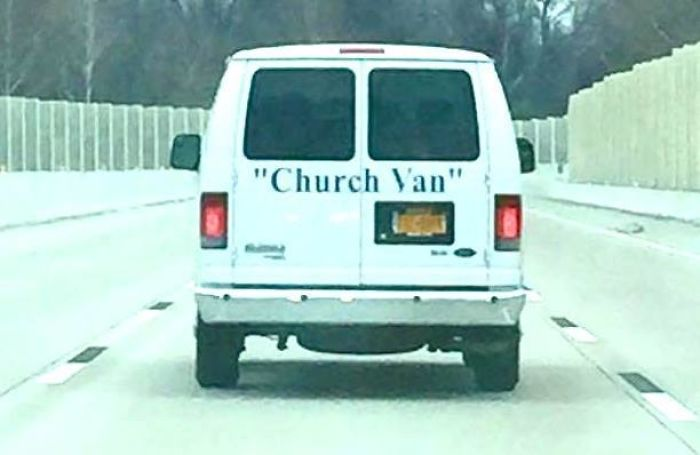 """I Don't Know If I Want To Visit This So-Called """"Church"""" Of Yours"""