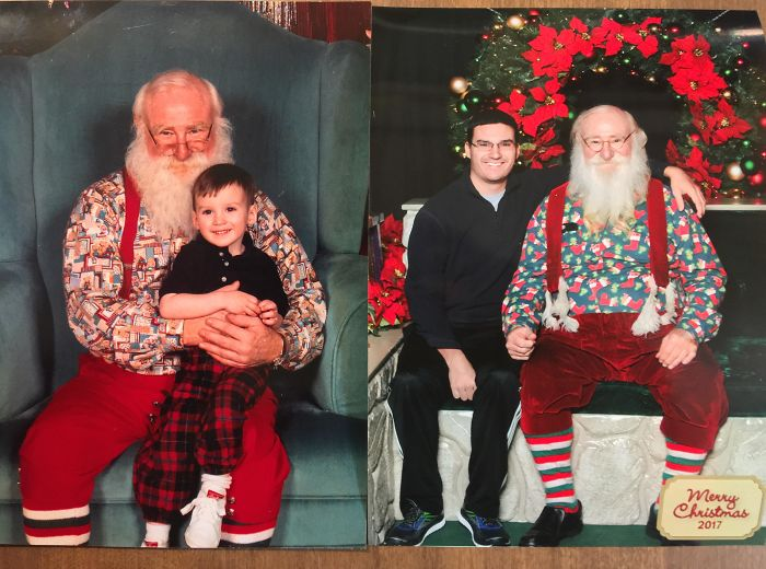 My Santa Doesn't Age (1997-2017)