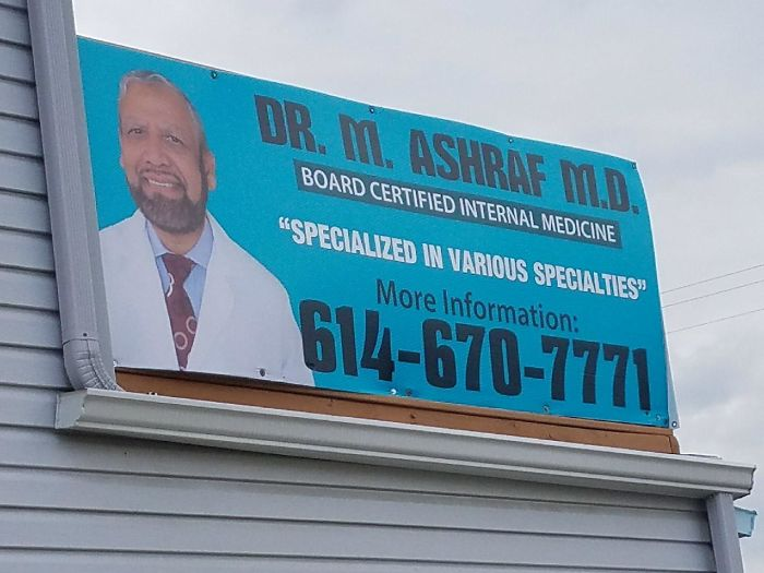 """""""Specialized In Various Specialties"""""""
