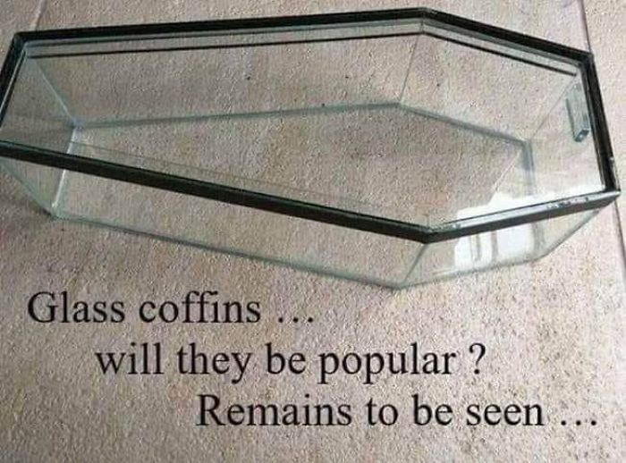 Those Who Live In Glass Houses Shouldn't Throw Stones, Bones In Glass Coffins, Remain Around Stone.