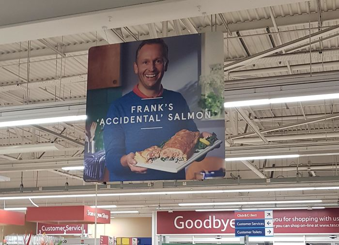 "Hate It When You ""Accidental"" Salmon"