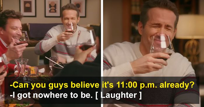 Ryan Reynolds Shows How To Get Unwanted Guests 'The F*** Out Of Your House' With A Candle