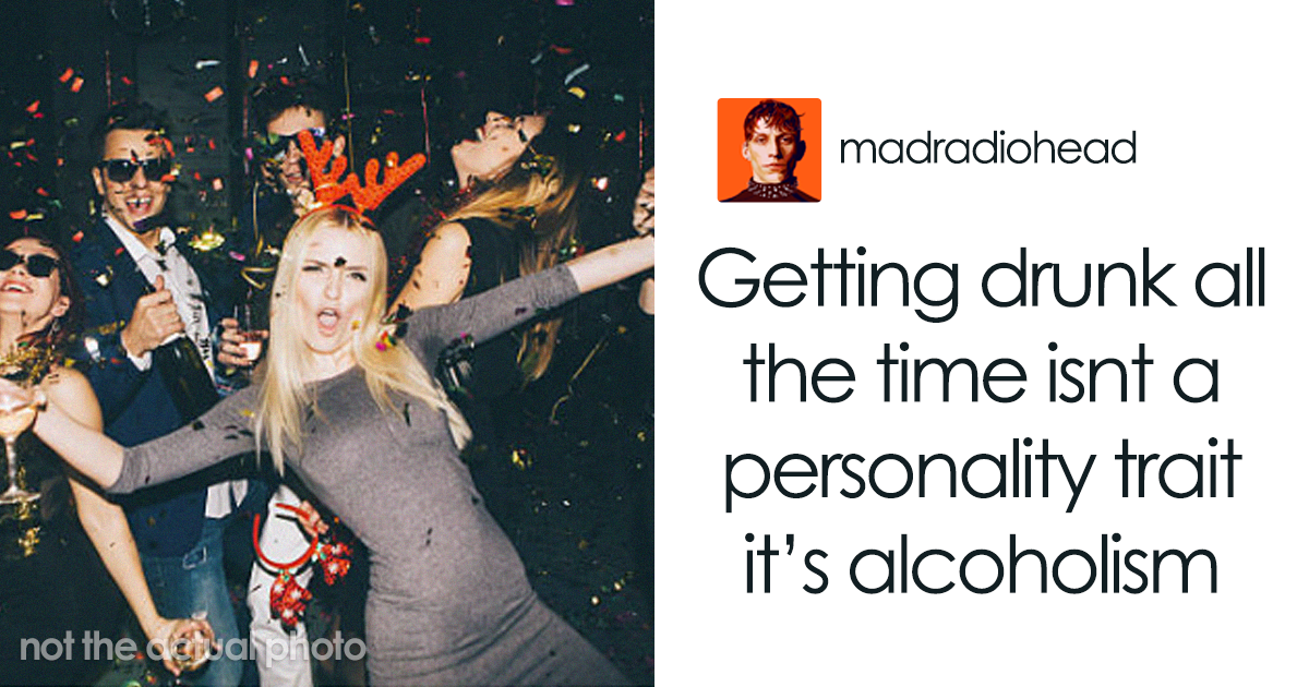 People Drop Some 'Hard Pills To Swallow' On This Honest Thread About Alcoholism