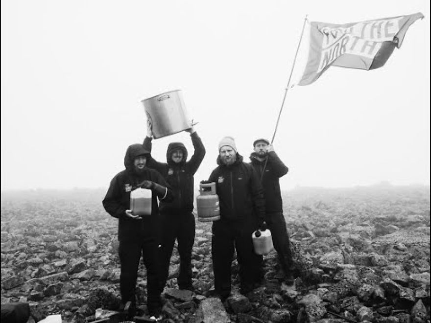 Brewery Launches UK's Highest Altitude Beer To Drive Funds For The North