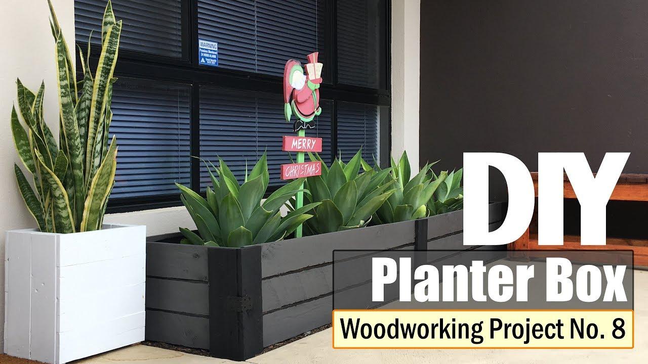 DIY – Planter Box