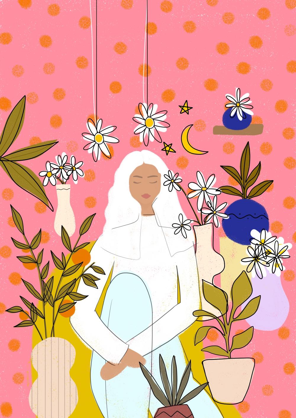 I Create Digital Illustrations