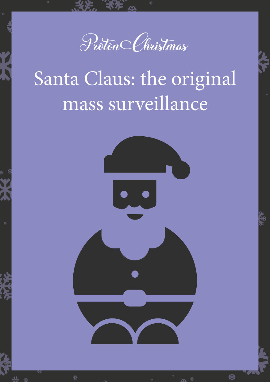 This Privacy Tech Company Decided To Make Posters For Its Holiday Party And The Results Are Hilarious