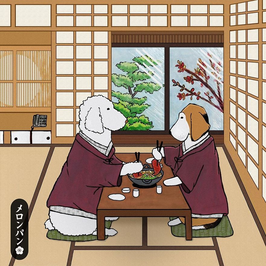 Mochi & Kumo