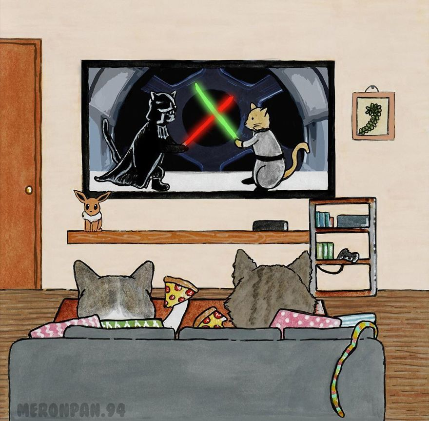 Pizza & TV