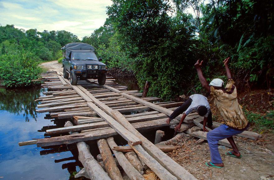 Roads In Madagascar