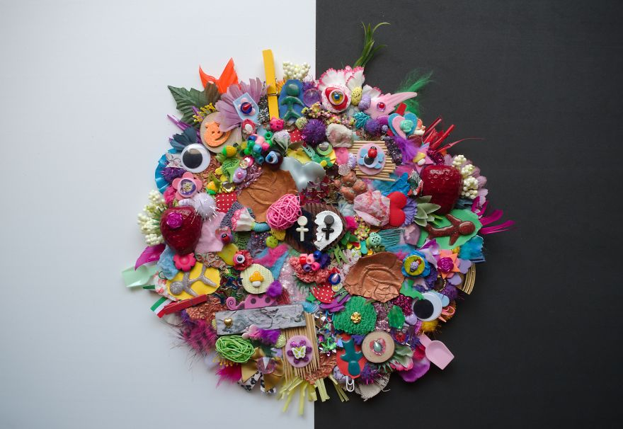 I Made These 6 Animal Sculptures By Mixing Recycled