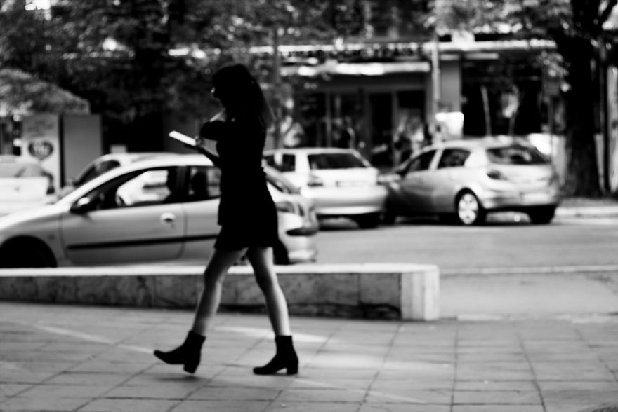 40 Street Photos From Serbia