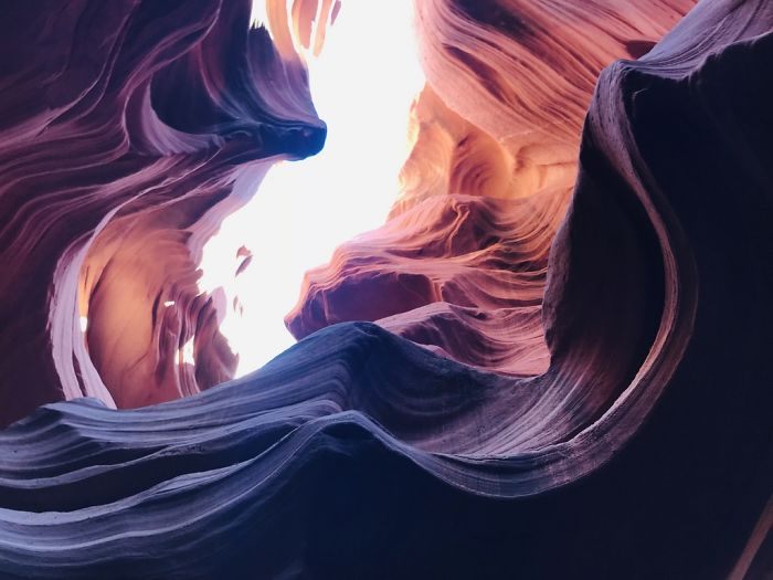 I Found Out That My Wife Is Better Than Me At Photography After We Went To The Lower Antelope Canyon