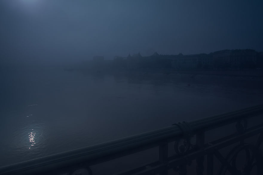 Mist From Beyond (Night Mode)
