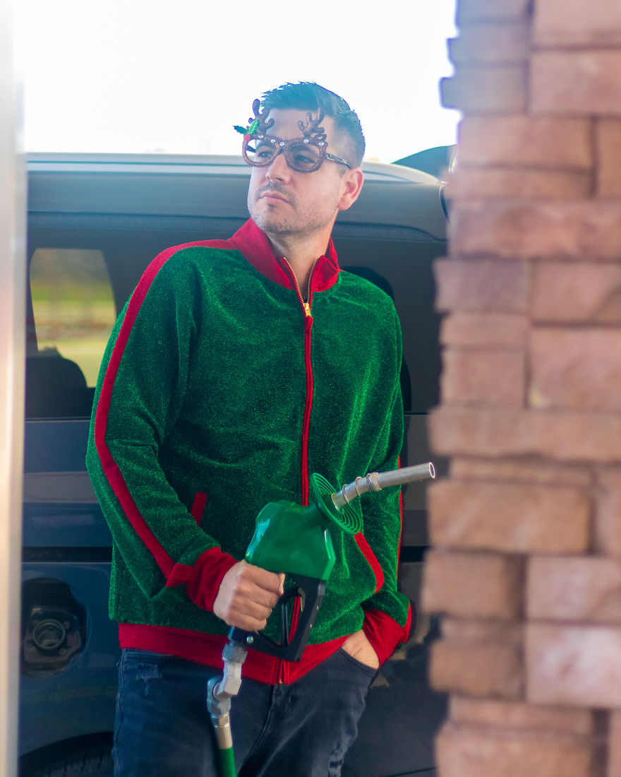 Pumping Gas Is No Excuse For Not Being On Trend