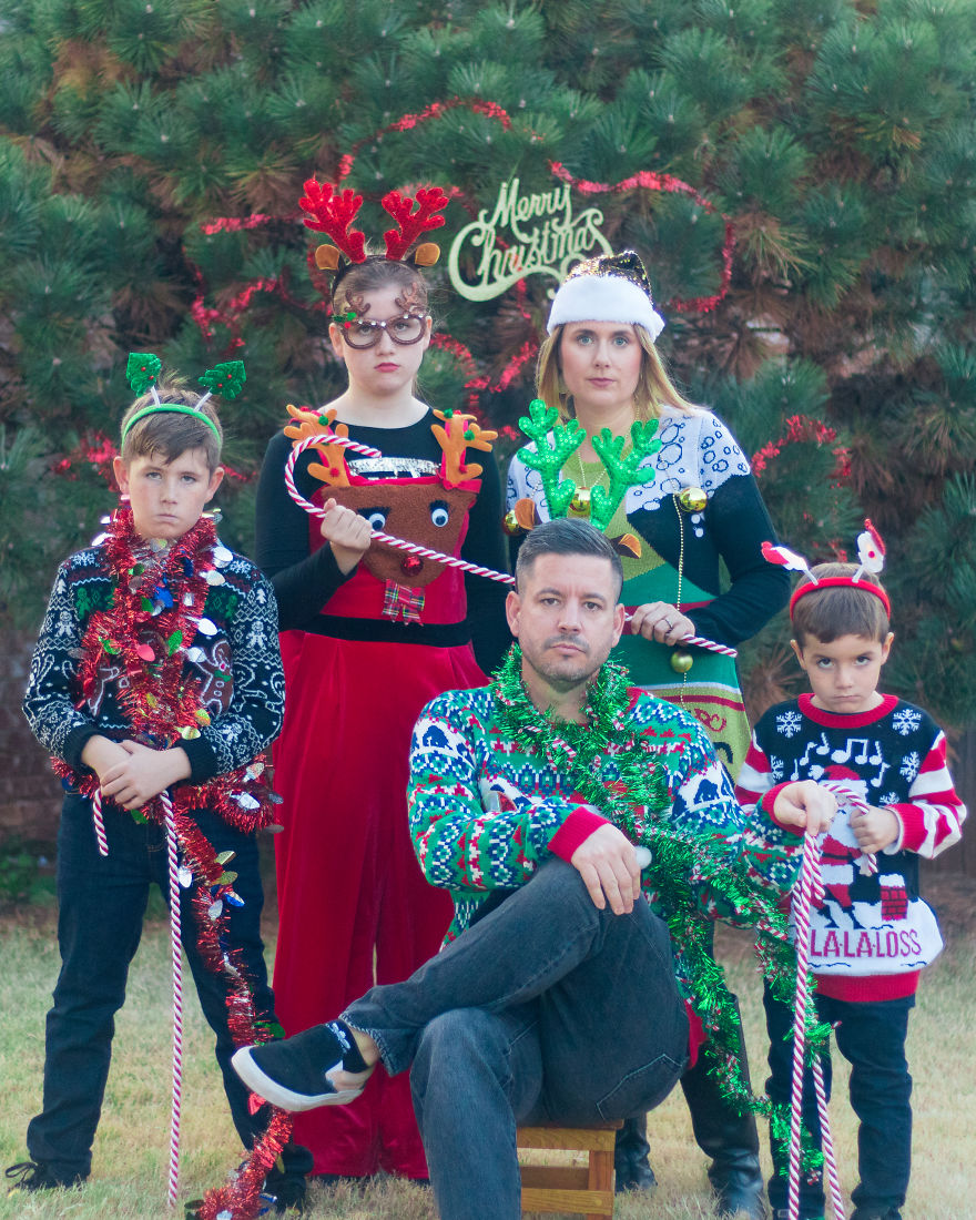 We Are Very Serious About Christmas Cheer