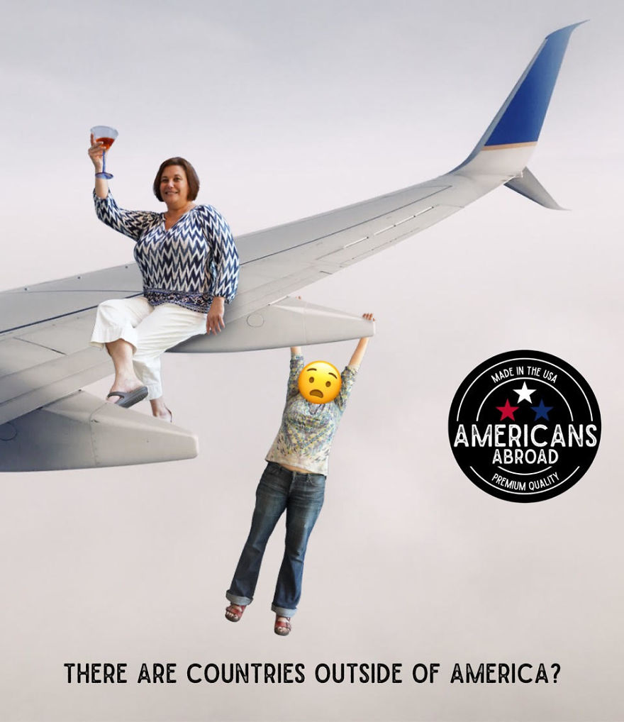 New Mockumentary Web Series 'Americans Abroad' Travels The World For Laughs