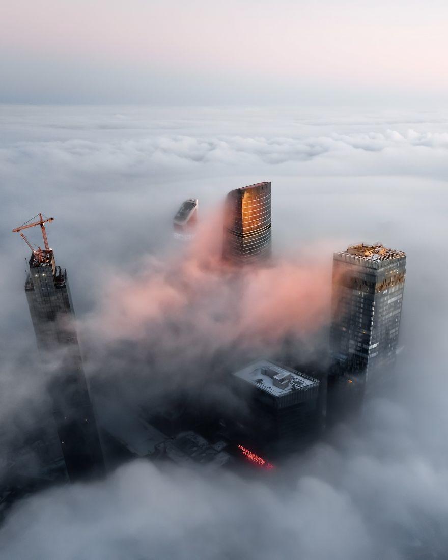 Sinking In The Fog
