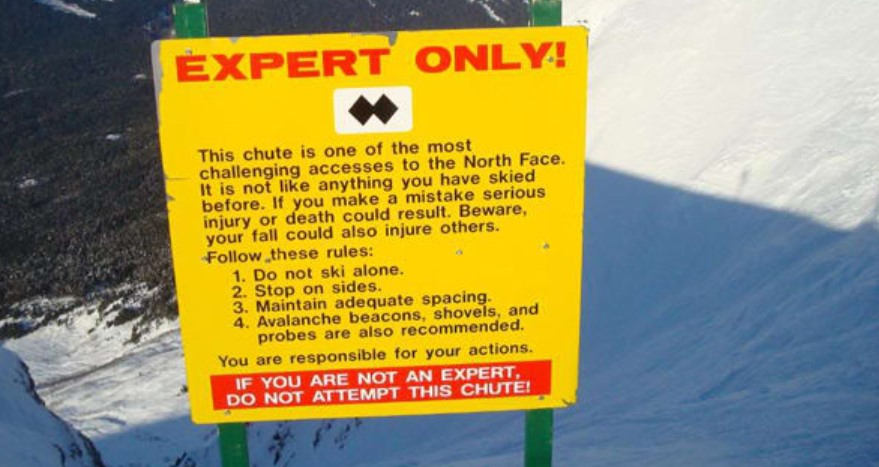 The 12 Most Terrifying And Dangerous Ski Runs on the Planet