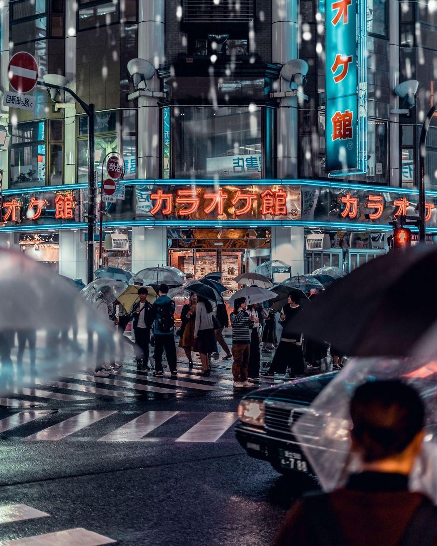 Tokyo Vibes