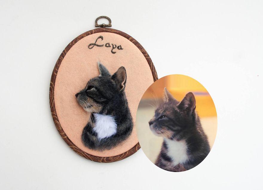 Unreal Living Portraits That Keep The Souls Of Pets!