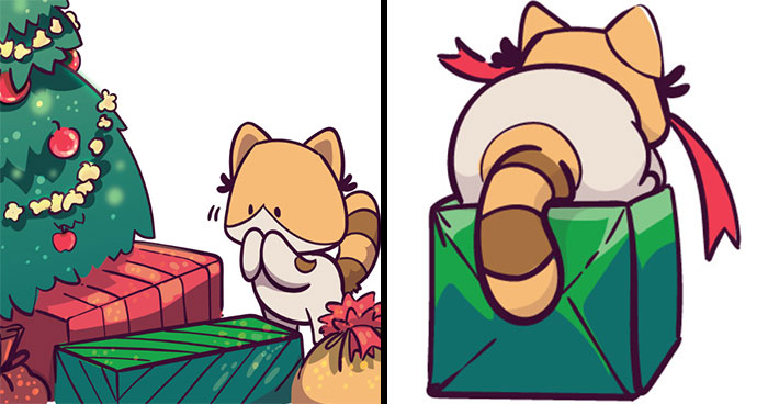 My 14 Christmas And Seasonal Comics To Warm Your Heart