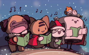 My 14 Christmas And Seasonal Comics To Warm Your Heart