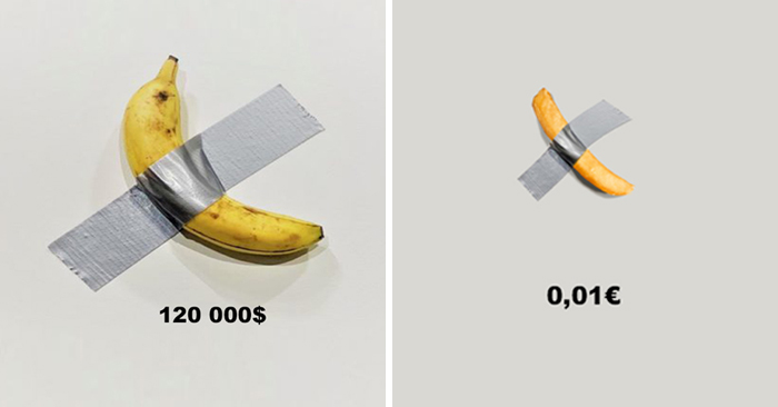 $120,000-Worth Banana Duct-Taped To A Wall Inspired These 16 Brands To Make Hilarious Ads
