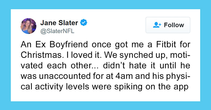 Woman Catches Her Cheating Boyfriend After Noticing His Physical Activity Levels Spiking Up On Fitbit App, Other Women Share Their Stories