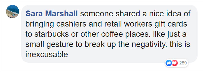 A Woman Shows What It's Like To Work In Retail During The Holidays, Asks People To Be Nicer To Employees