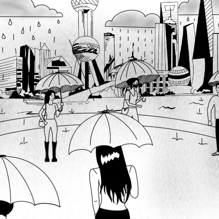 We Draw The First Impressions About Living In China