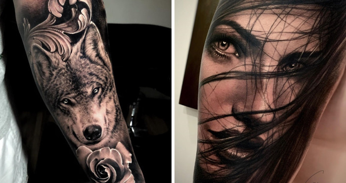 The Best Masculine Tattoos Of 2019