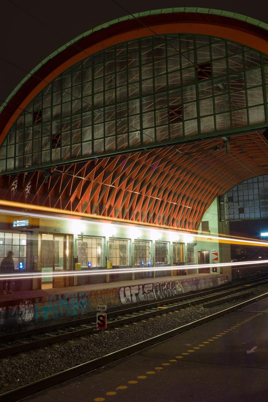 Nørrebro Station Perron