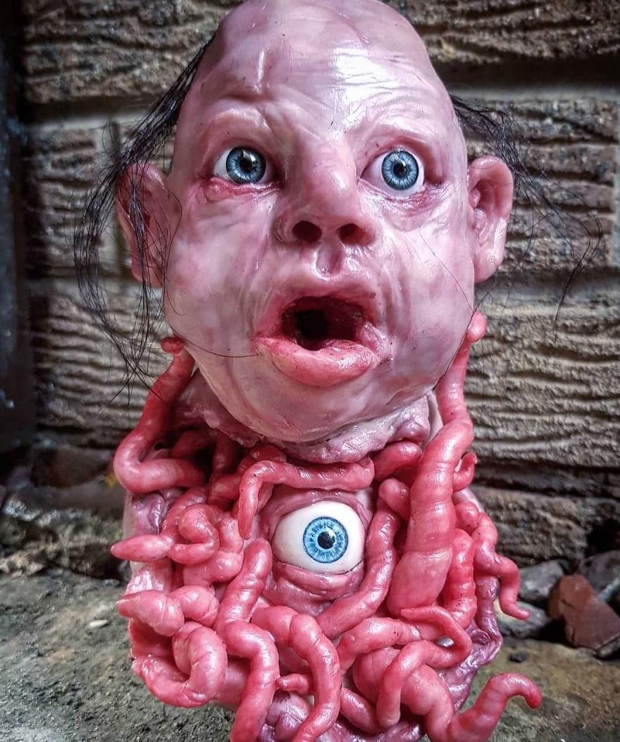 I Create Creepy Crawlies From Polymer Clay