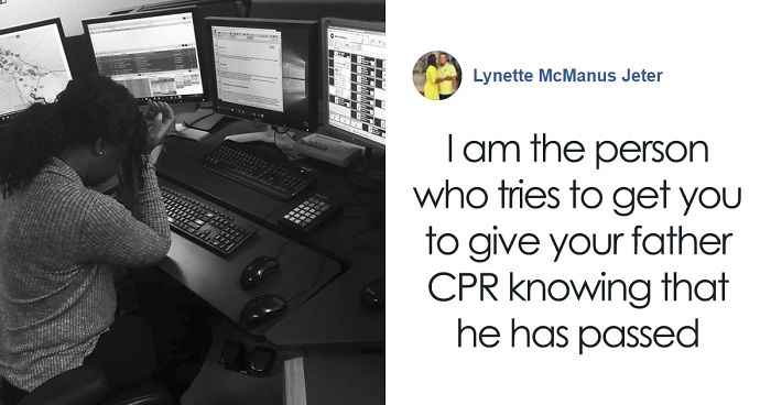 Tired Of People Underestimating The Importance Of Her Job, Dispatcher Explains How Vital It Is In A Viral Post