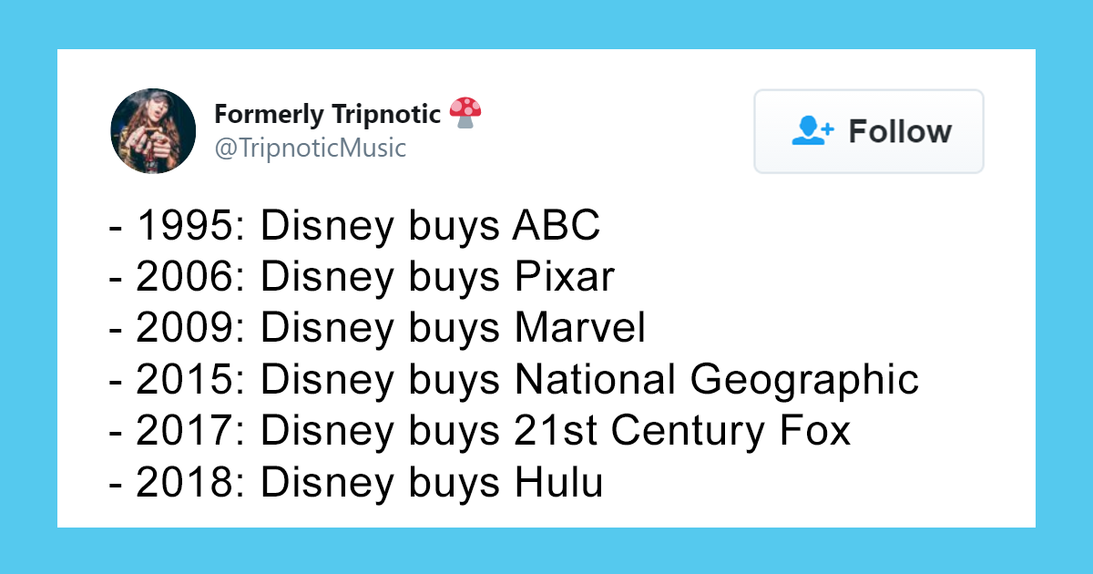 Guy Hilariously Predicts Disney S Future By Writing A Timeline