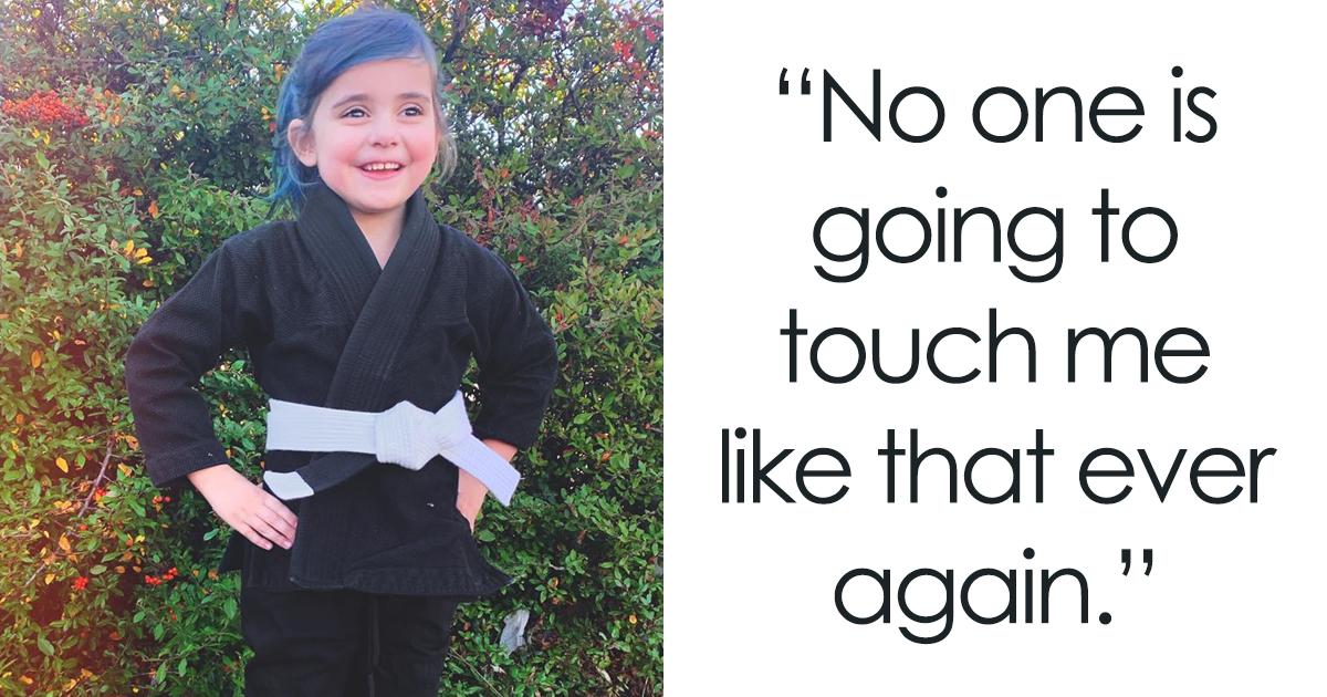 Boy Assaults Little Girl At School, So She Takes Jiu-Jitsu Classes And Kicks Ass The Next Time She Gets Bullie