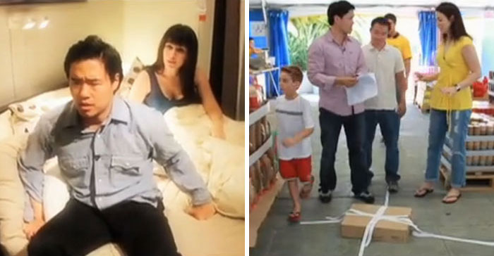 Over The Course Of One Year, This Guy Managed To Film 7 Episodes Of A Soap Opera At IKEA Without Getting Caught