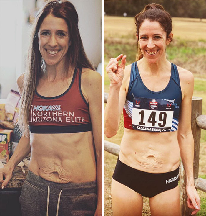 I Primarily Follow Runners On Insta. I Thought You All Would Appreciate Her Photos