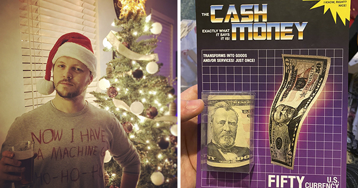 These Kids Wanted Cash For Christmas, So Their Uncle Decided To Troll Them