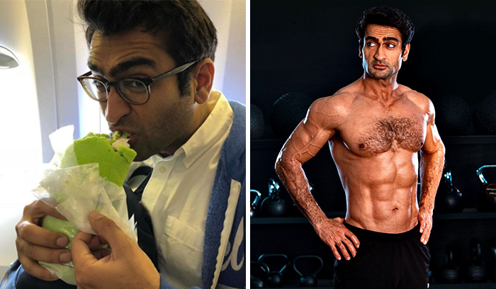 Kumail Nanjiani Explains How He Got Ripped In An Honest Caption