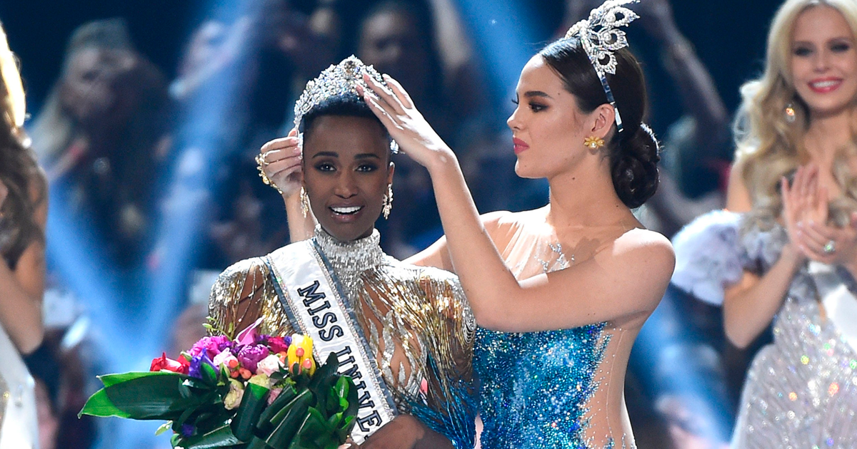 The Winner Of Miss Universe 2019 Represents More Than Just Beauty