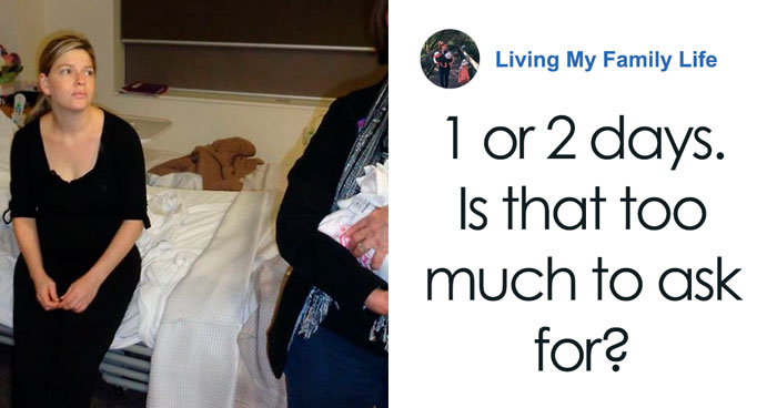Mom's Viral Post Shows You Shouldn't Visit Someone Who Just Gave Birth