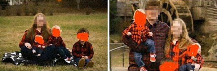 People Shame Mom For Asking Her Stepson To Be Photoshopped Out Of Family Pics, She Responds To Backlash