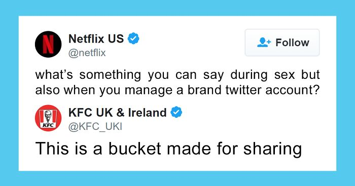 Netflix Asks Brands For X Rated Jokes On Twitter And The Replies